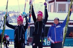 Další úspěch: Nováková druhá na 10 km volnou technikou