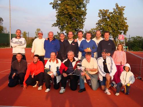 2008 - Tenisový turnaj čtyřher