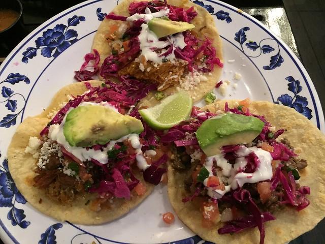 Assorted tacos - Tacorgasmico