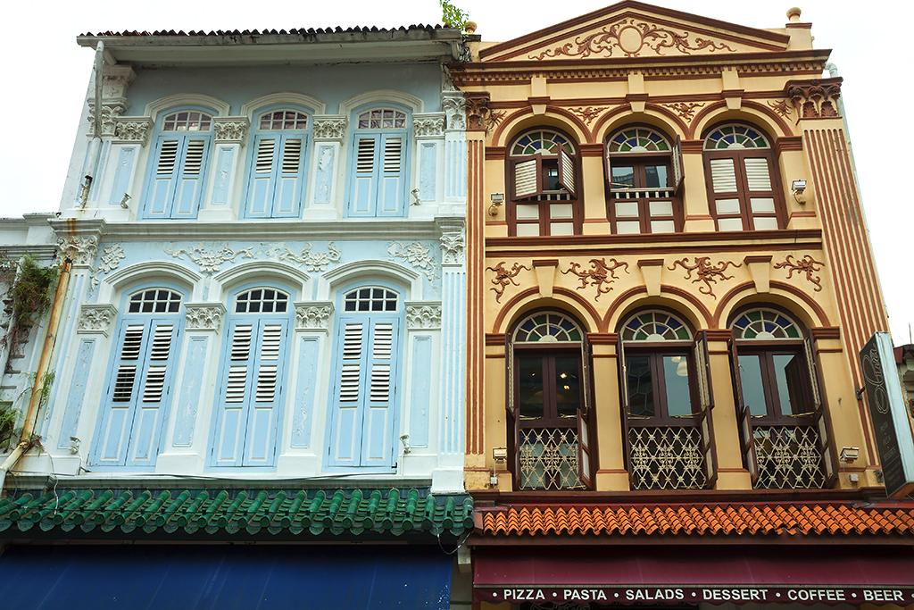 Early 20th architectural details--Singapore 3