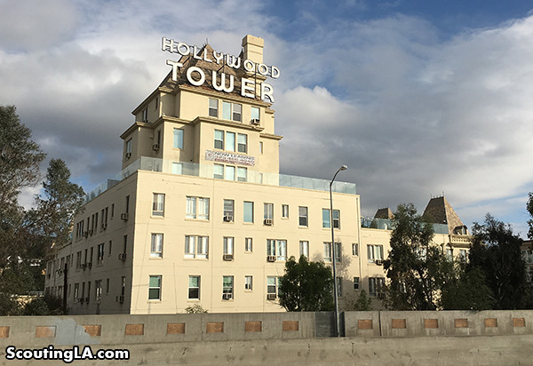 Photos The Los Angeles Hotels That Inspired Disney S Tower Of Terror Laist
