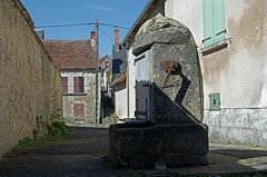 Châtillon-sur-Indre (Indre) - Photo of Saint-Cyran-du-Jambot