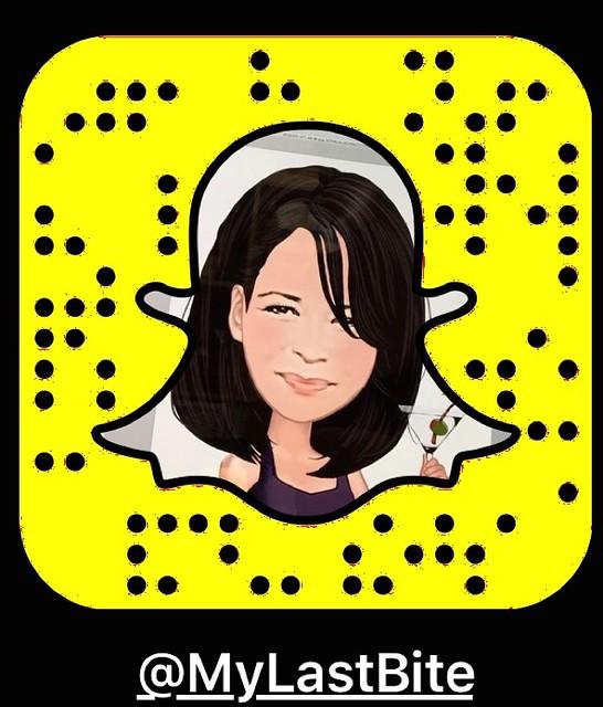 Foodies To Follow On Snapchat - MoonBeach Diary
