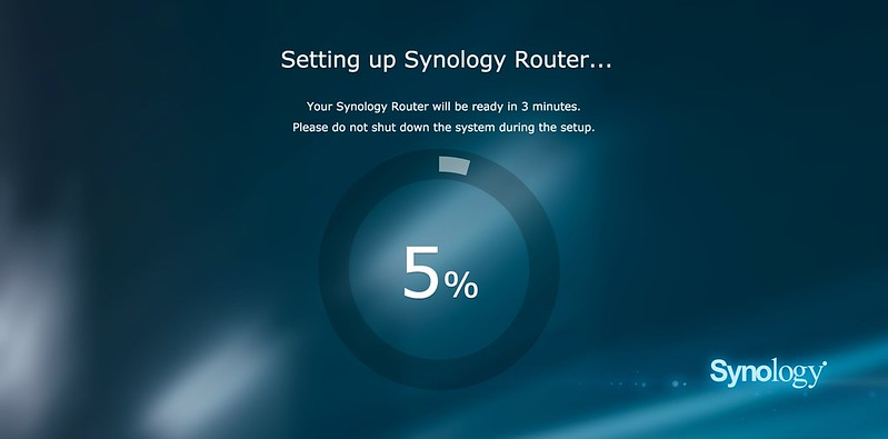 Synology Router RT1900ac - Setup 6