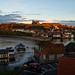 Whitby Harbour Overview. by Tall Guy