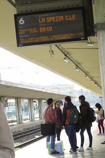 Stazione Pisa centrale