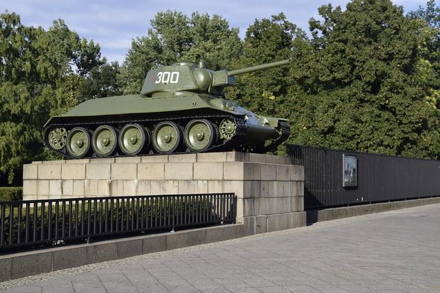 Russisches Ehrenmal Tiergarten