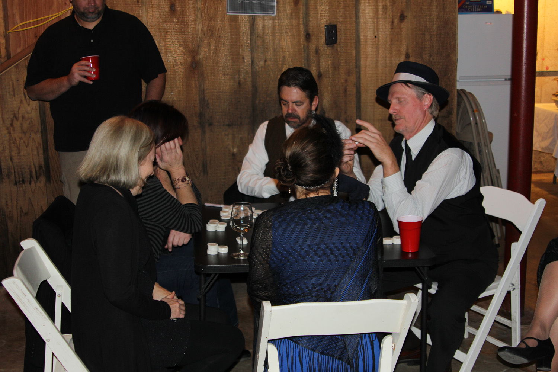 Speakeasy Party Photos