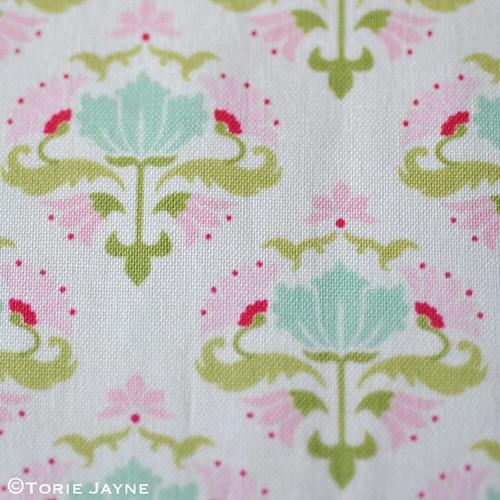 Tilda Garden Party - Lining Pink