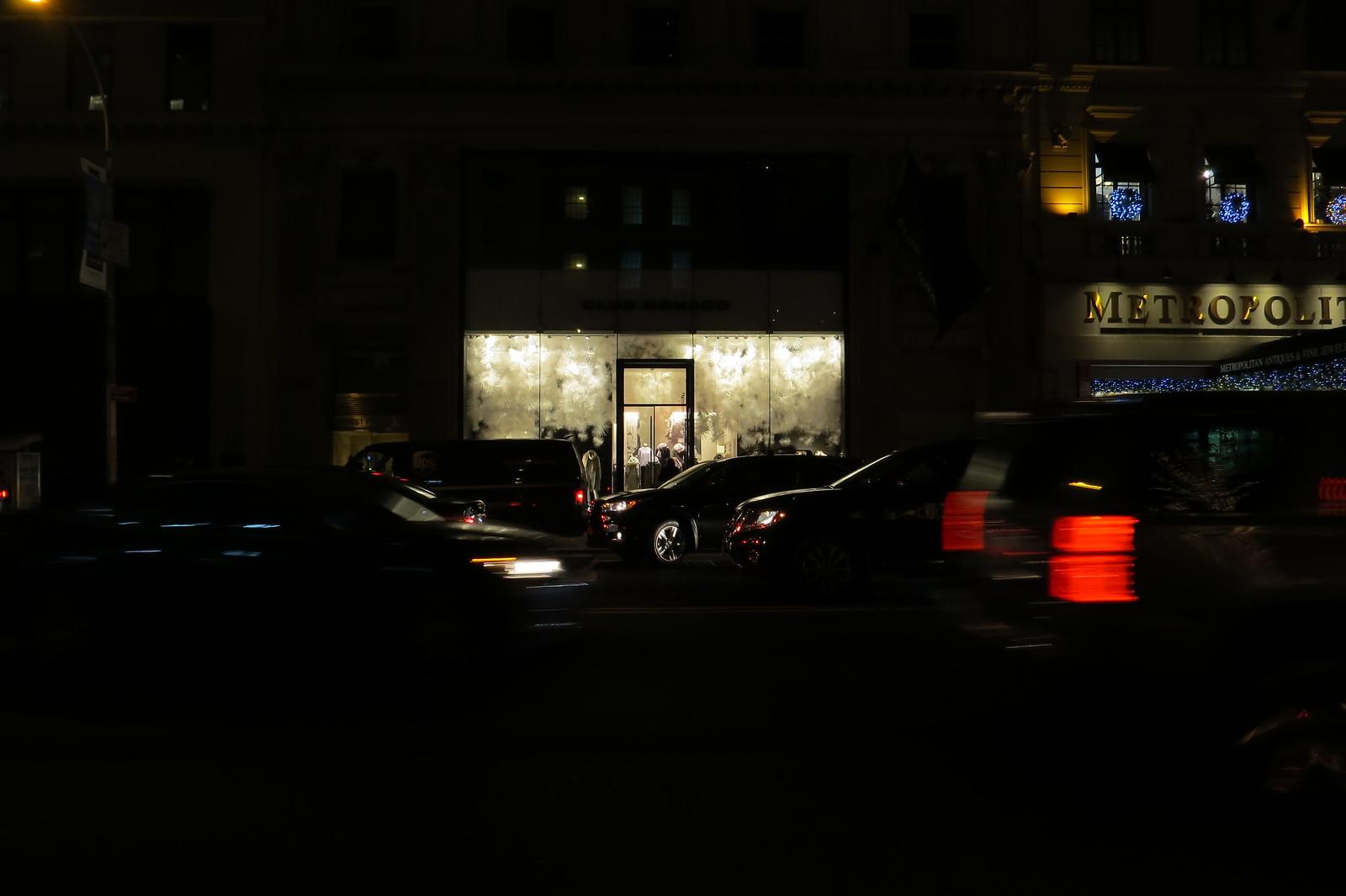 Club Monaco, 6 West 57th Street, NY