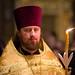 Владыка Дамиан сослужил Предстоятелю за Божественной литургией в Покровском монастыре столицы