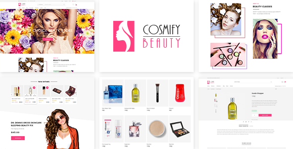 Cosmify v1.0 - Fashion Cosmetic Shopify Theme