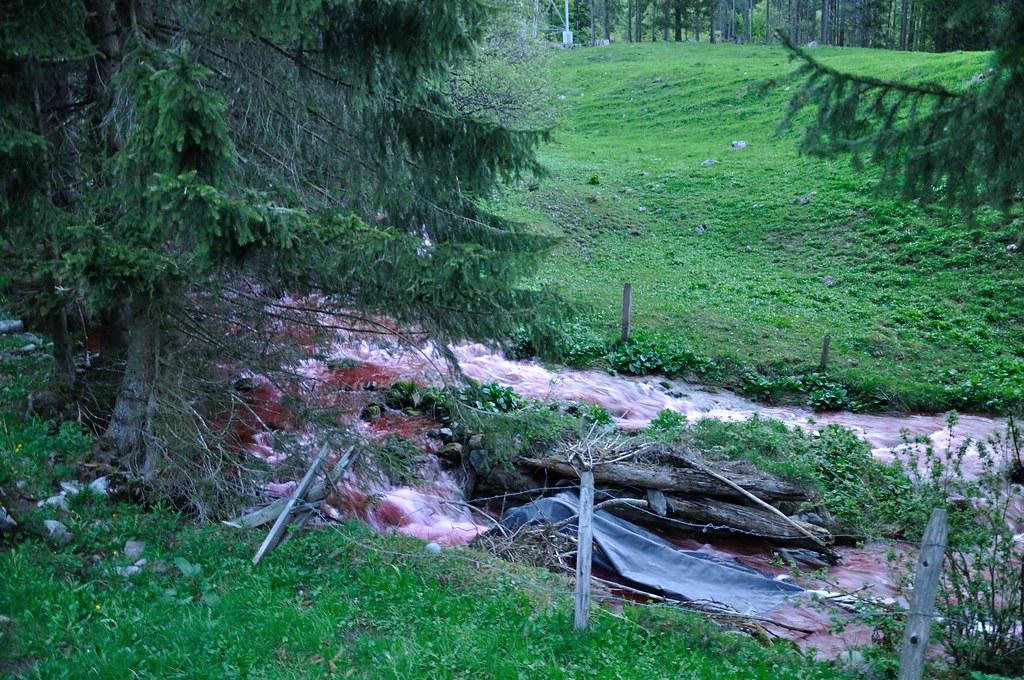 18./19.05.2013 - Wassermarkierversuch Bettenhöhle Ost - Stöckalp