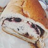 Blueberry bread from the Swamp Rabbit Cafe in #yeahthatgreenville First time there :scream_cat: