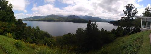 chfstew tncartercounty appalachiantrail tennessee lake panorama