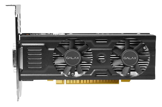 Nvidia Galaxy 1050 GTX Low-Profile