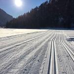 Loipe Bonaduz Winter 2017