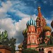 Monument to Minin and Pozharsky - Saint Basil's Cathedral - Red Square - Moscow