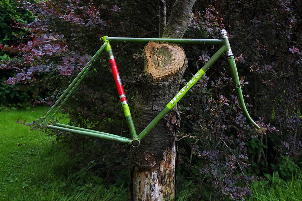 Long Dawes Frameset
