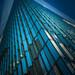 Study in blue 1WTC by etravus
