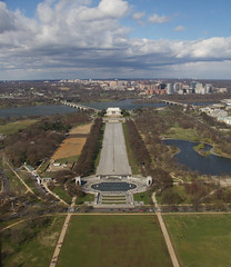 View from Washington Monument