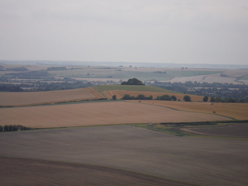 Woodborough Hill from Walkers Hill