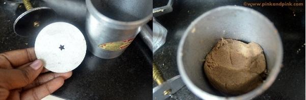 Ragi Murukku Recipe step 2
