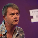 Paul Merton | Paul Merton talks about his bittersweet memoir Only When I Laugh at the Book Festival © Alan McCredie