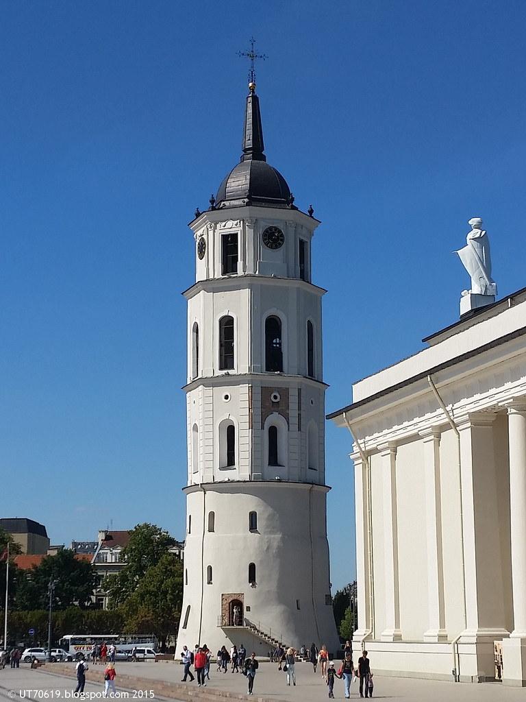 Glockenturm des Doms