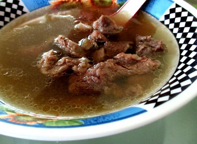 Wild boar soup 2