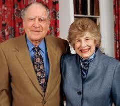Eric & Eveyln Newman