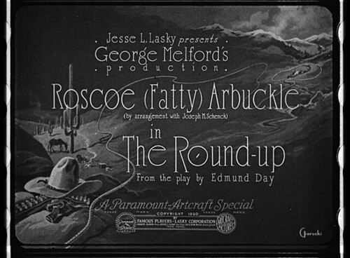 Image result for the round up 1920