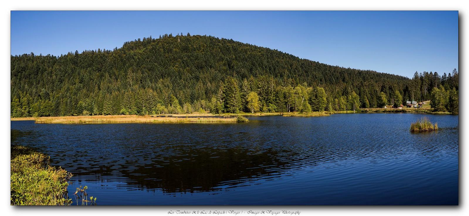 Lac de Lispach (Vosges) + ajout du jour 20978441493_121c457341_h