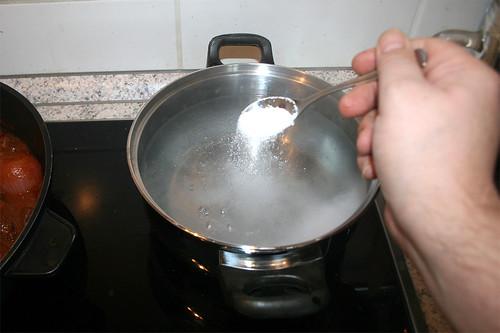 54 - Wasser salzen / Salt water
