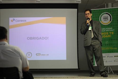 Correios - Luiz Fernando Rossi Borges - São José dos Campos - 01 de setembro de 2015 - Ciclo MPE.net