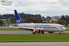 SAS Scandinavian Airlines - LN-RPM - 'Frigg Viking' - 'We are 4.000.000 Members' by Pål Leiren