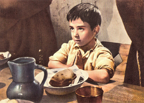 Pablito Calvo in Marcellino, Pan y Vino (1955)