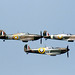 Battle of Britain Spitfires by Perseus1