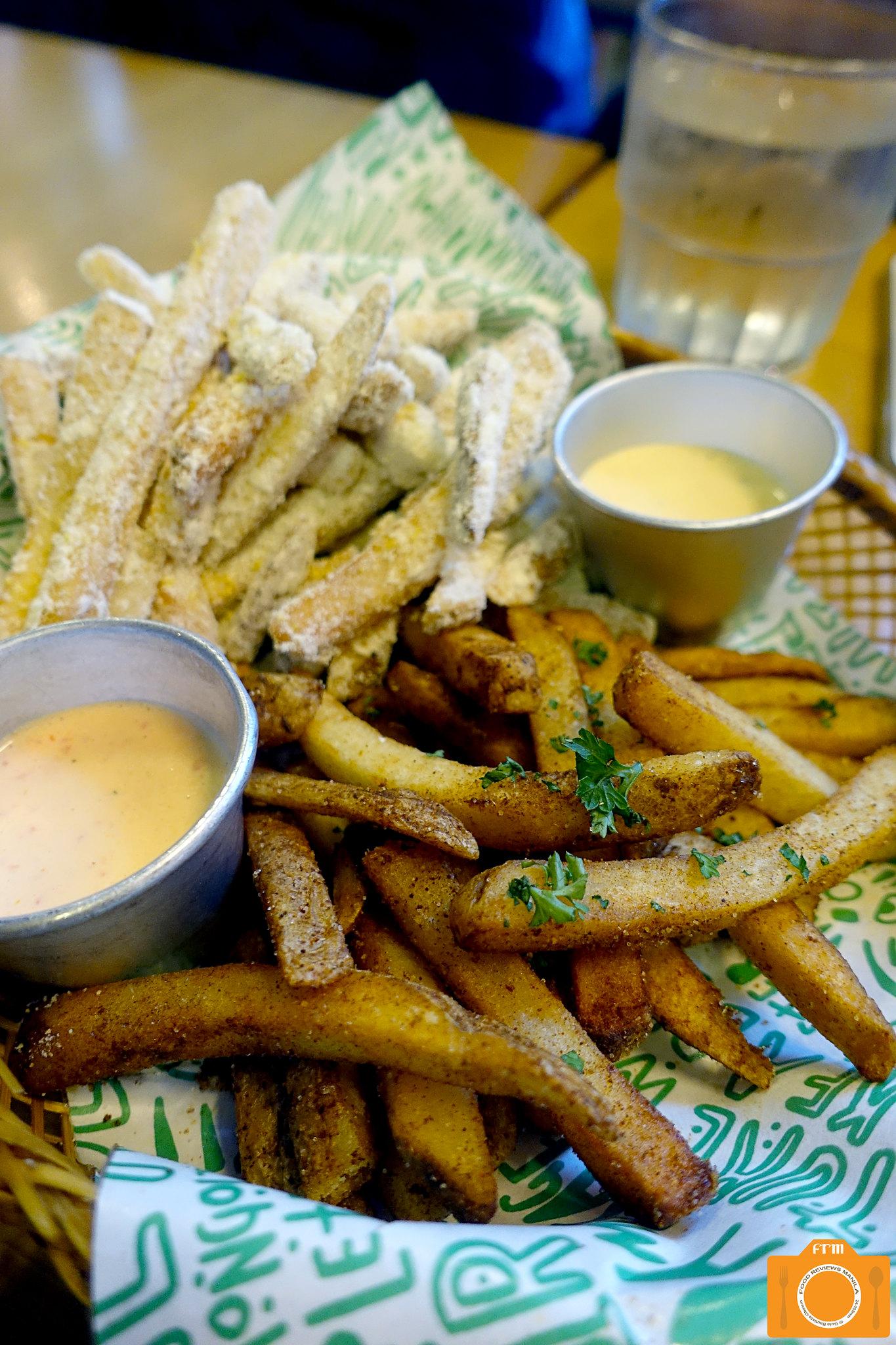 Let's Eat fries