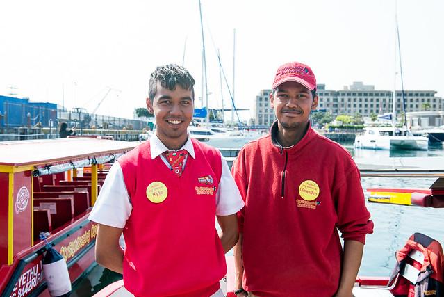 Citysightseein harbour cruise