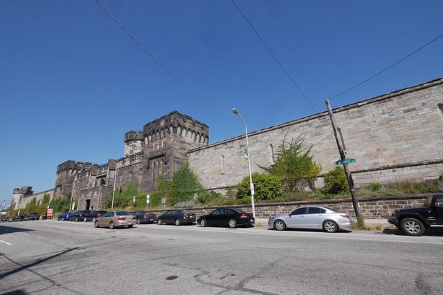 火, 2015-09-08 00:14 - Eastern State Penitentiary