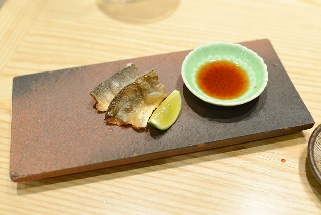 Fried Sweetfish (ayu)