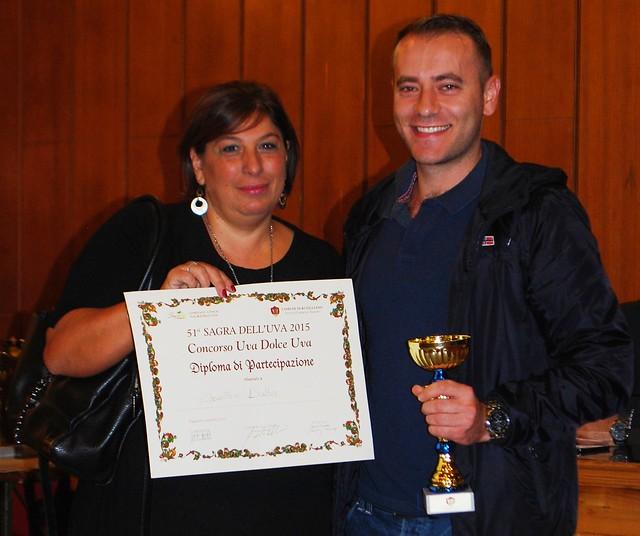 Rutigliano-Il secondo classificato del concorso Vetrine (4)