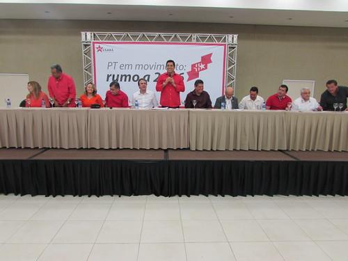 Plenária de Novos Filiados do PT Ceará