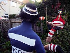 Hawkesbury Upton Scarecrows 2015