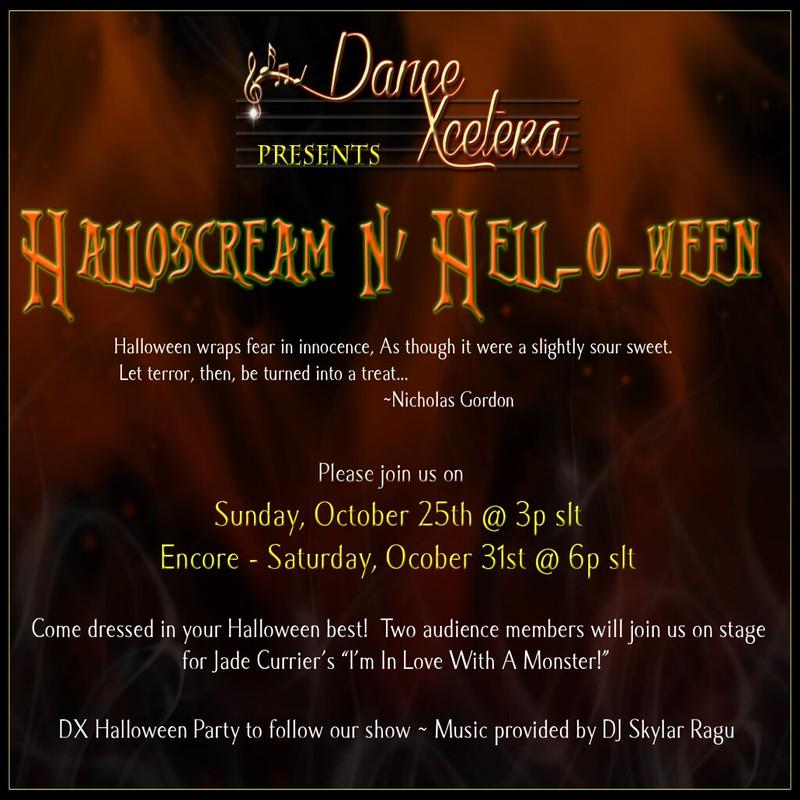 DX Halloscream N' Hell-o-Ween