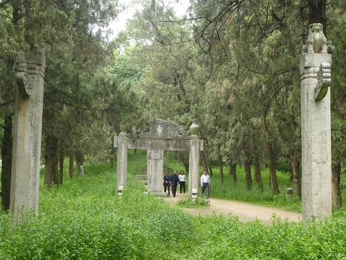 CH-Qufu-Confucius-Cimetière-Parc (1)