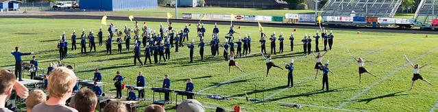 Prescott High School Marching Band 1