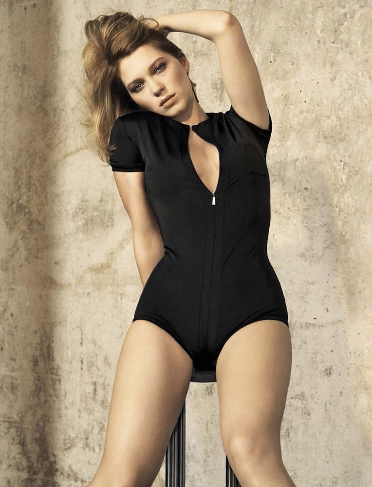 Леа Сейду — Фотосессия для «Vanity Fair» IT 2015 – 2