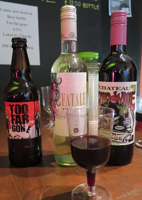 Festival bottles